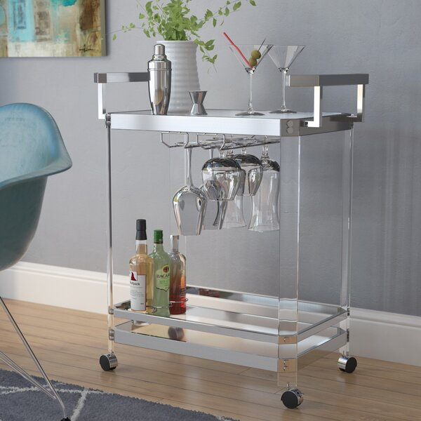 Bales Server Bar Cart Amp Reviews Allmodern