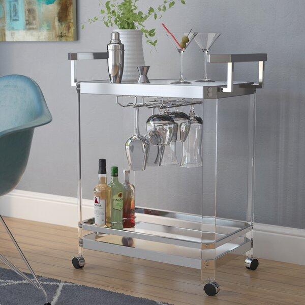 Bales Server Bar Cart Amp Reviews Allmodern