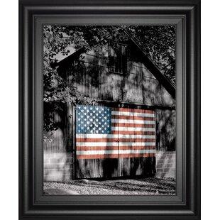 Gentil U0027Made In The USAu0027 Framed Photographic Print