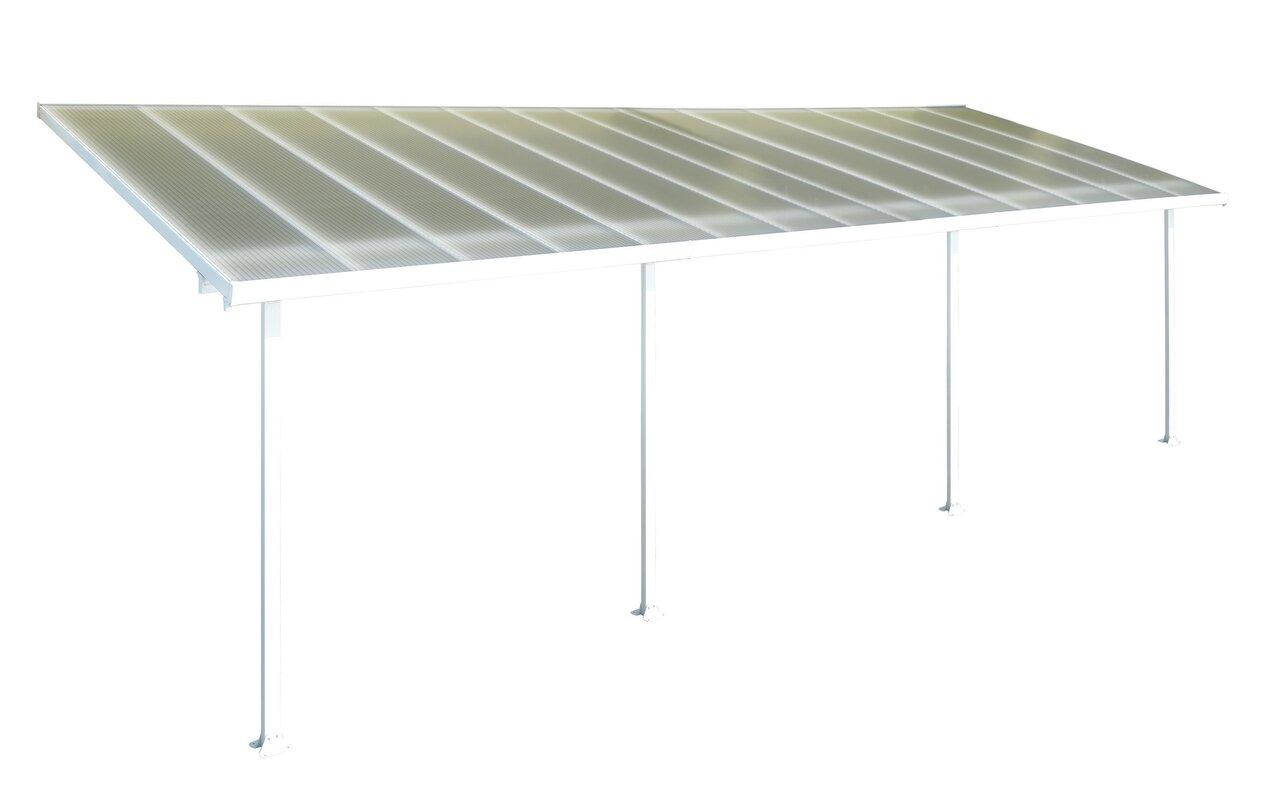 Sunjoy Industries Patio Heater Palram Feria 28 Ft W X 13 Ft D Patio