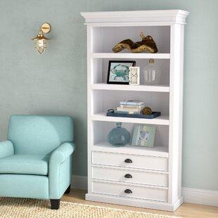 amityville standard bookcase - Mahogany Bookshelves