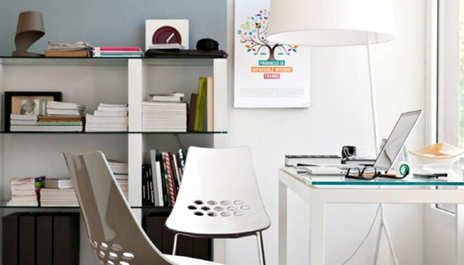 Create A Beautiful Work Friendly And Creative Office E With Decorative Accessories That Are Both Functional Pretty