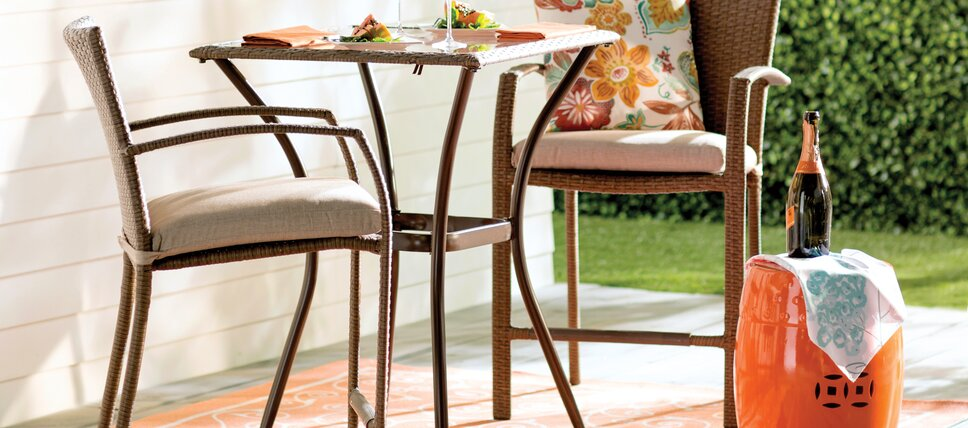 Patio Dining Sets For 2 4 People