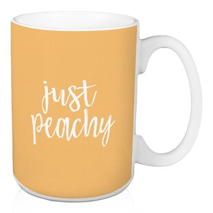 3d5ea34c2f2 Coffee Orange Mugs & Teacups You'll Love | Wayfair