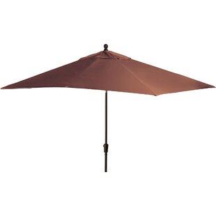 Caspian 10u0027 X 8u0027 Rectangular Market Sunbrella Umbrella  sc 1 st  Wayfair & Sunbrella Umbrella Replacement   Wayfair