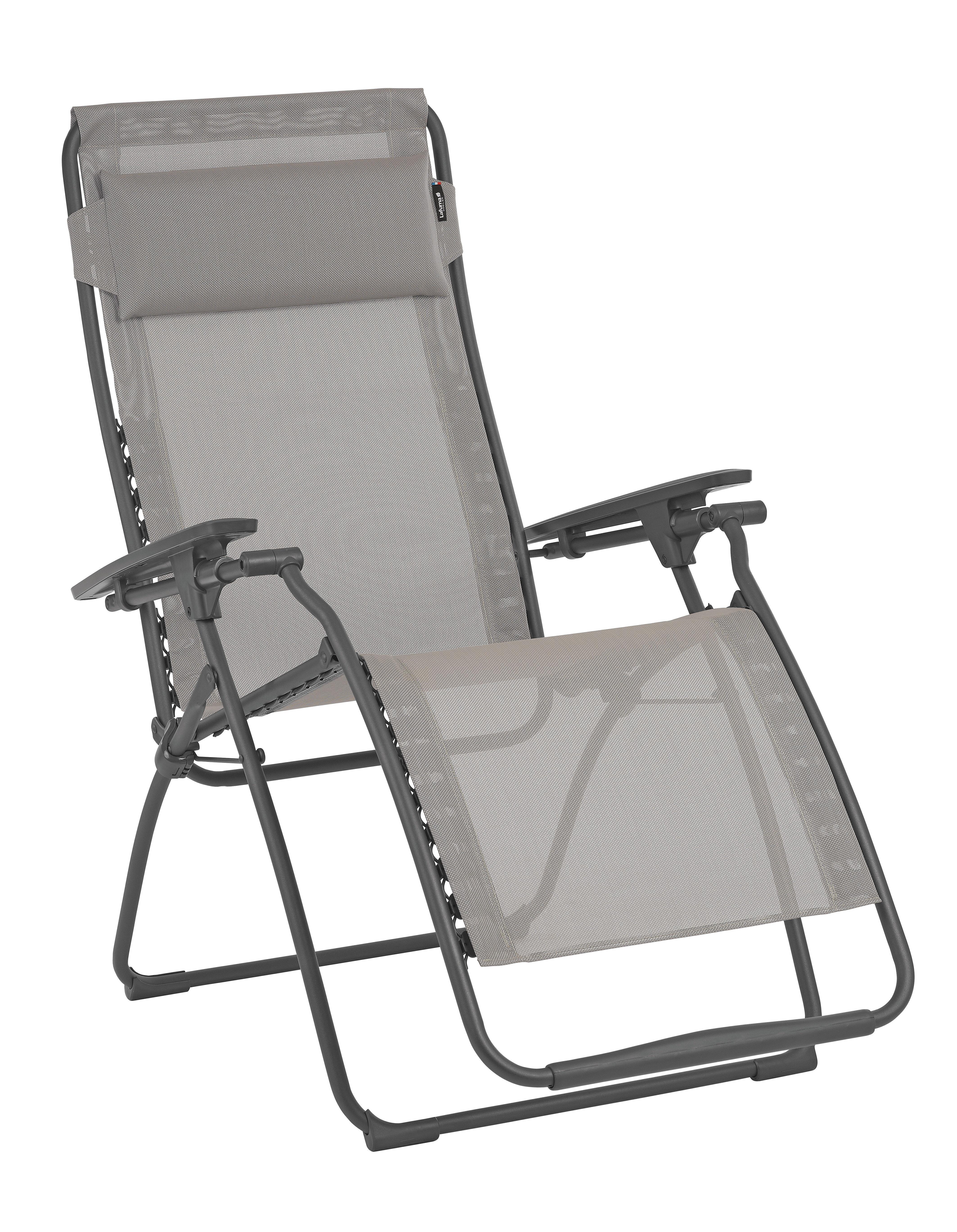 Futura Reclining Zero Gravity Chair. By Lafuma