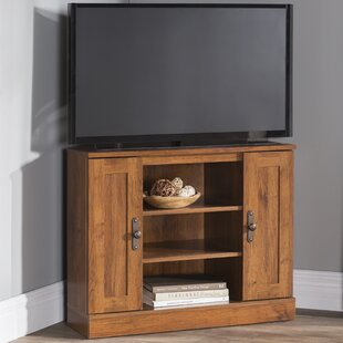Englewood Corner 36\  TV Stand & Corner Tv Armoire With Doors | Wayfair