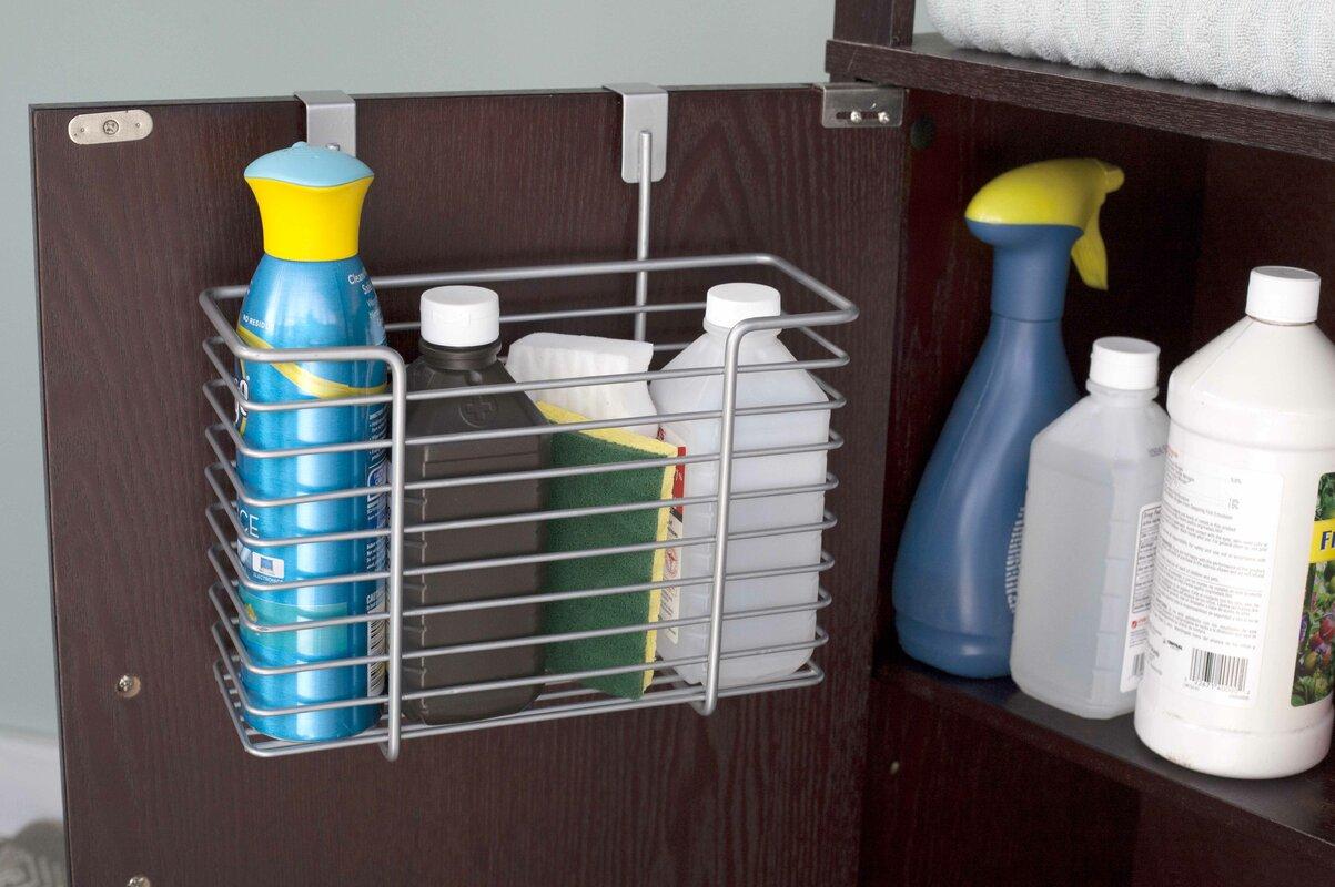 HDS TRADING CORP Wire Over-Door Shower Caddy & Reviews | Wayfair