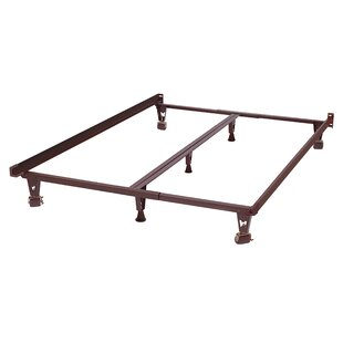 Queen Bed Frame With Wheels | Wayfair