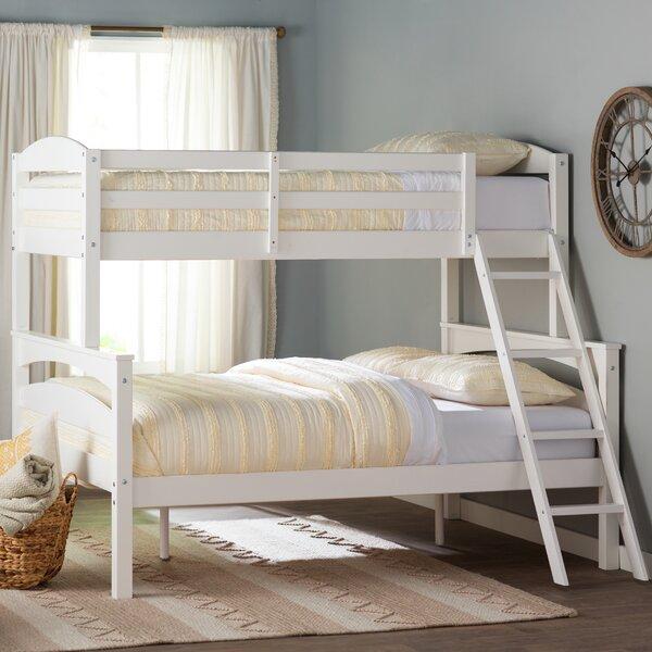 Viv Rae Sienna Rose Twin Over Full Bunk Bed Reviews Wayfair