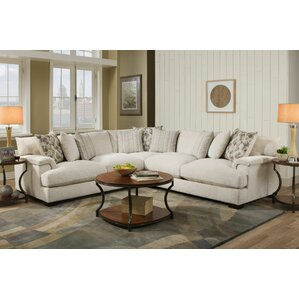 Stokley Sectional by Red B..