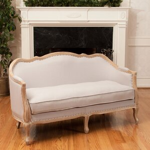 Elwen Weathered Loveseat by Home Loft Concepts