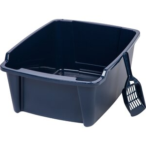 High Sided with Scoop Litter Pan