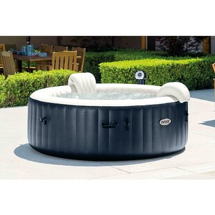 Soft Tub For Sale >> Inflatable Hot Tubs You Ll Love In 2019 Wayfair