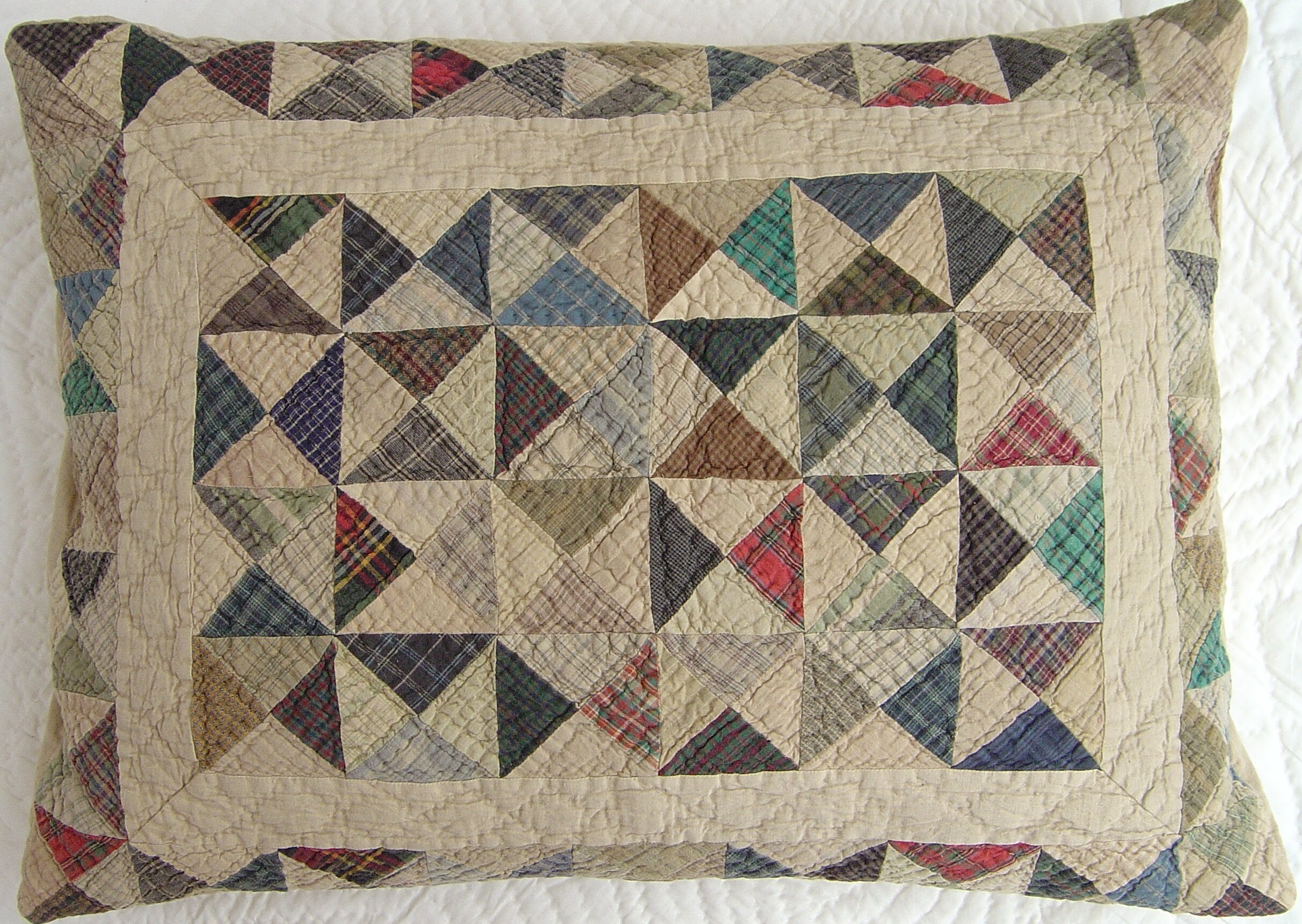 case pillow roll pin patchwork my magic pinterest sewing