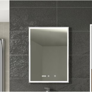 Re Bathroom Mirror With Led