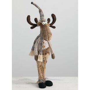 Standing Moose | Wayfair