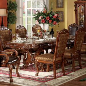 Welliver Traditional Extendable Dining Table by Astoria Grand