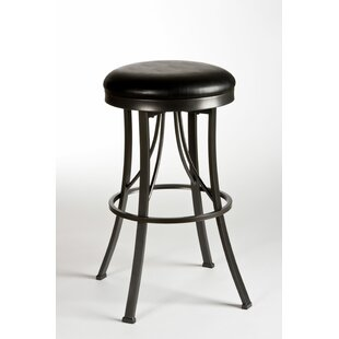 Melancon 30 Swivel Bar Stool