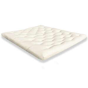 chemical free wool mattress topper