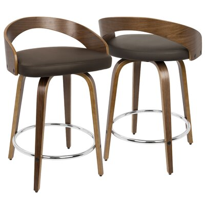 Mid Century Modern Bar Stools You Ll Love Wayfair