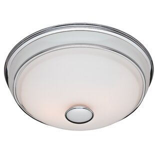 90 CFM Bathroom Exhaust Fan With Light