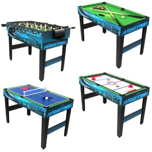 Amazing 10 In 1 Multi Game Table