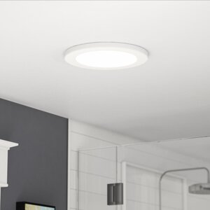 Jasmine 1-Light 3000K Flush Mount