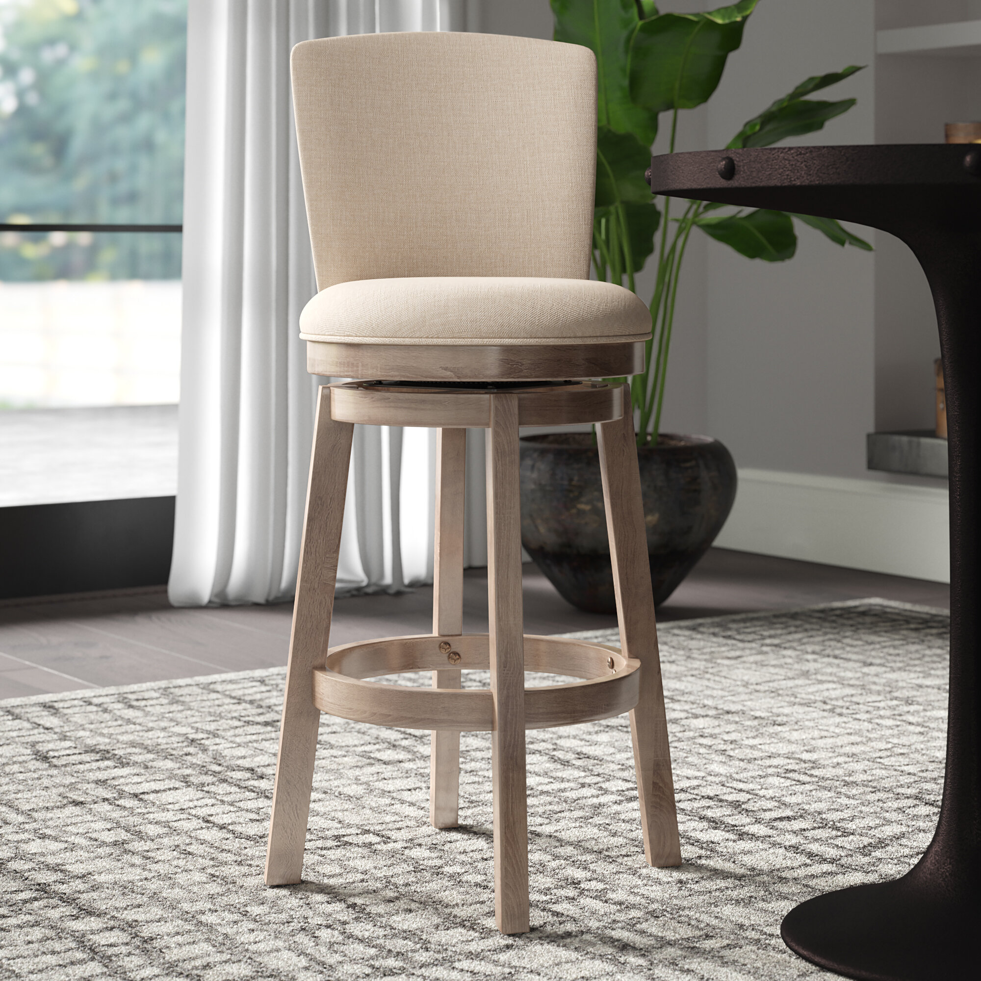 Amaranthe 24 Swivel Bar Stool Reviews Birch Lane