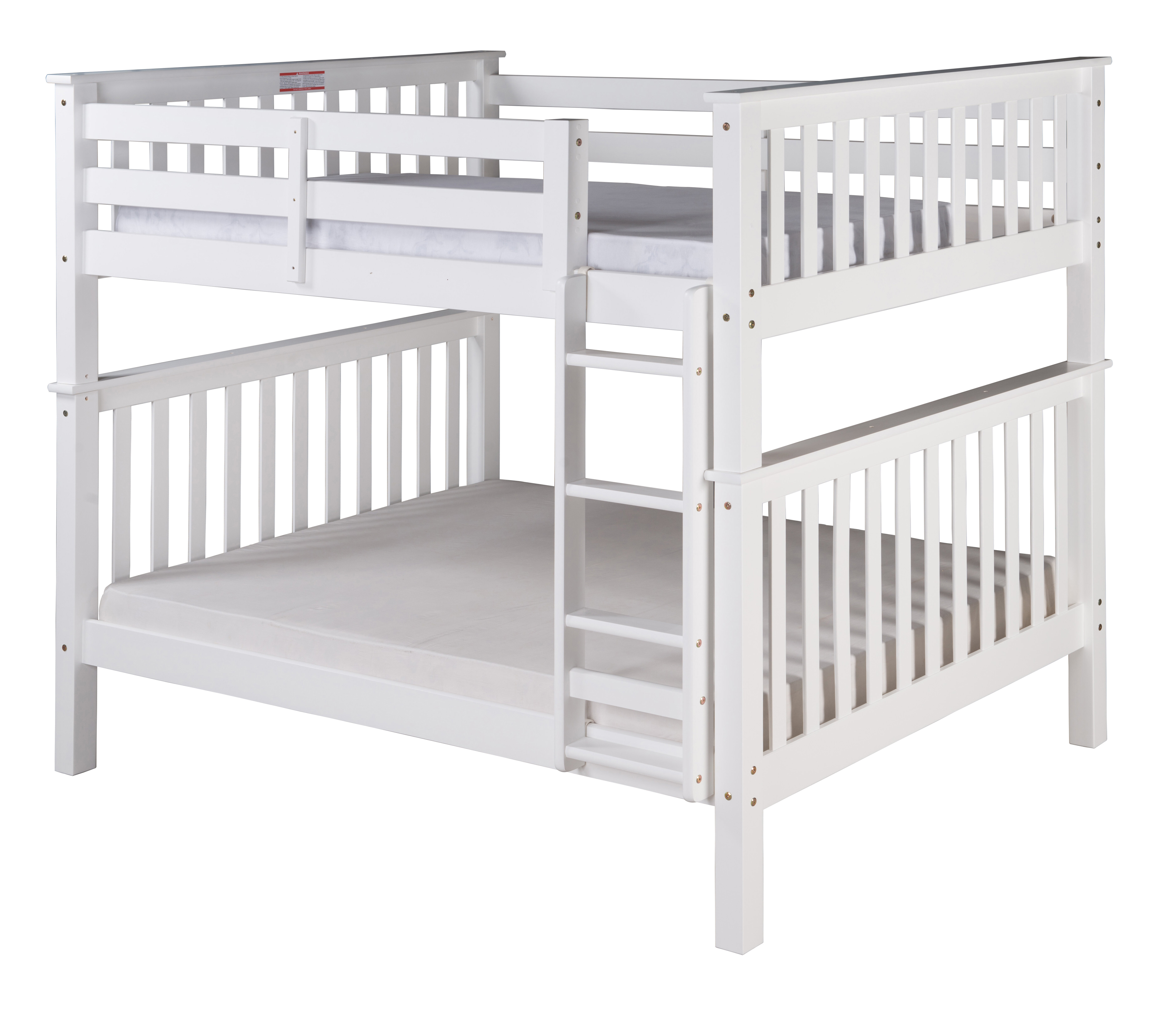 Camaflexi Santa Fe Mission Bunk Bed Amp Reviews Wayfair
