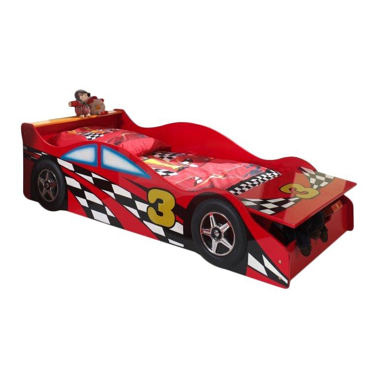 Beautiful Race Car Bed Part - 10: Racing Car Bed