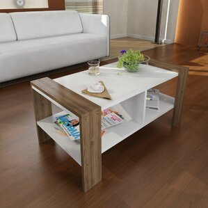 Pythagoras Modern Coffee Table by Varick Gallery