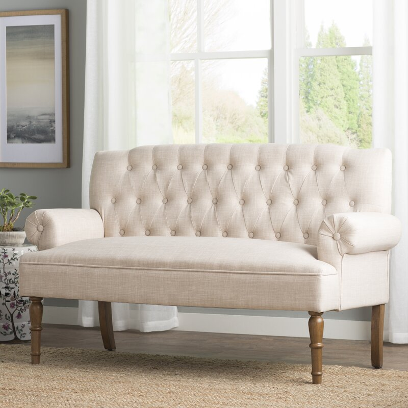 Charlton Home Barryknoll Standard Settee & Reviews