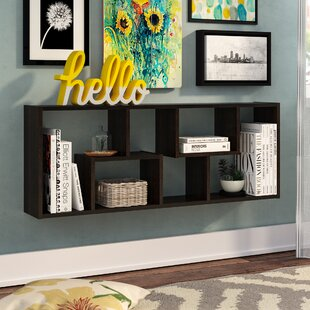 Wall Mounted Book Shelves Wayfair