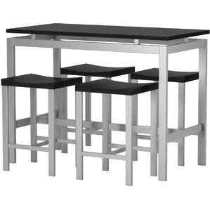 High Quality Swigart 5 Piece Pub Table Set