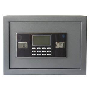 stalwart electronic lock floor or wall safe