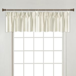 Anna Pinch Pleated Curtain Valance