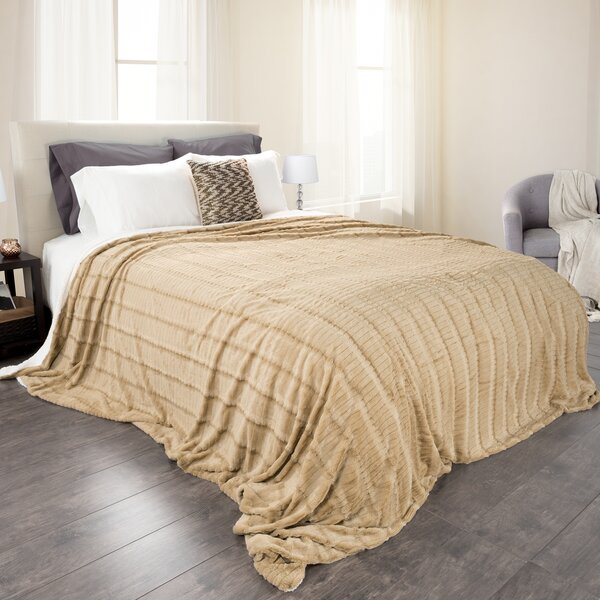 Bedding New Arrival Super Soft Fluffy Embossed Sherpa Fleece Blanket Mink Throw Thick Warm Sofa Plaid Autumn Winter Blankets On The Bed