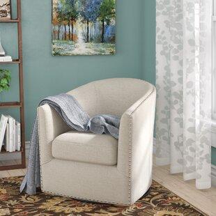 ba03f68279449 Leominster Swivel Barrel Chair