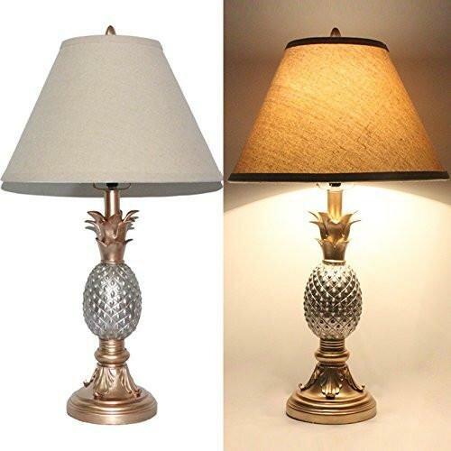 Brass pineapple lamp wayfair