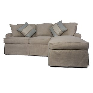 Fitted Sectional Couch Covers | Wayfair