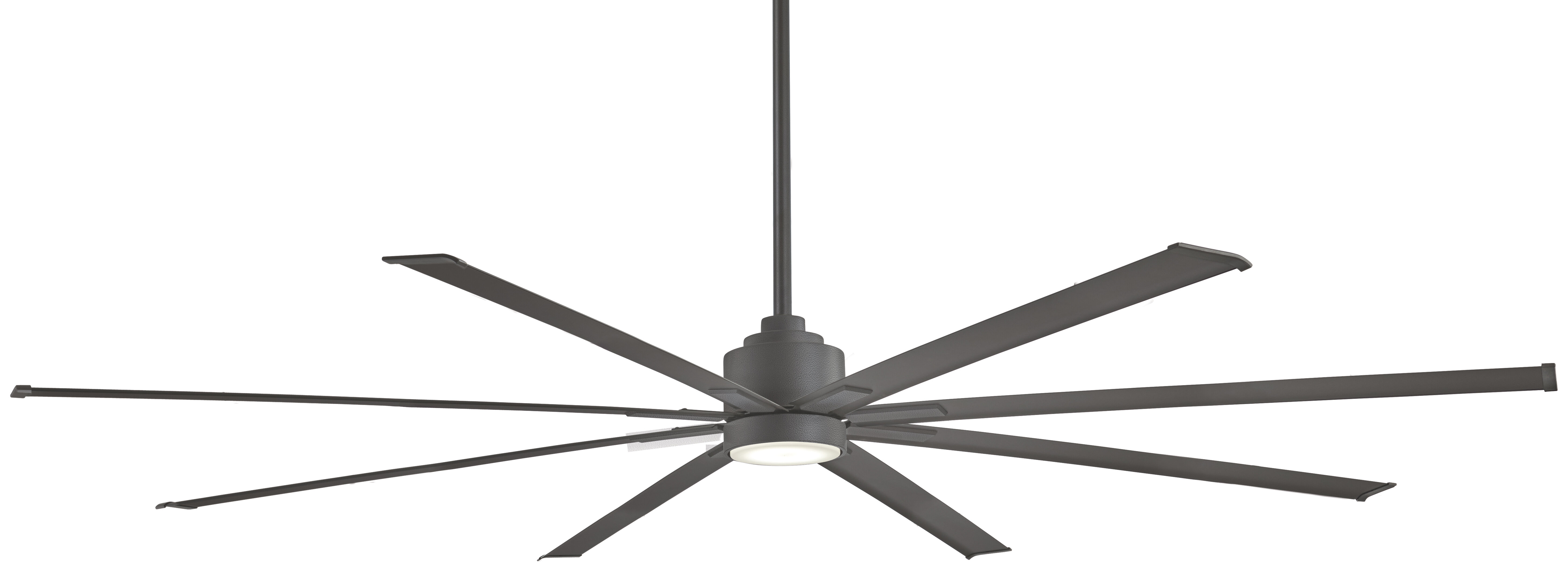 "Minka Aire 84"" Xtreme 8 Outdoor Ceiling Fan with Remote & Reviews"