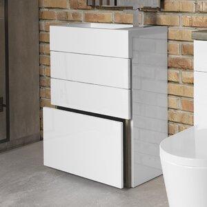 BeModern Bathrooms 63 cm Waschtisch Calgary mit ..