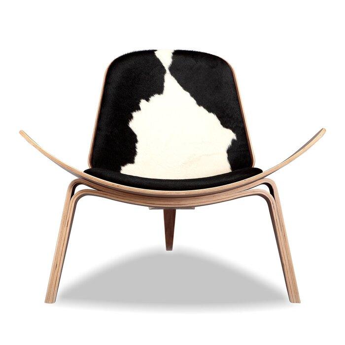 Remarkable Kardiel Tripod Plywood Modern Lounge Chair Wayfair Andrewgaddart Wooden Chair Designs For Living Room Andrewgaddartcom