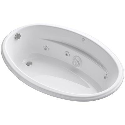 freestanding tub with jets. Proflex 60  x 40 Whirlpool Bathtub Ariel Bath 71 37 Reviews Wayfair