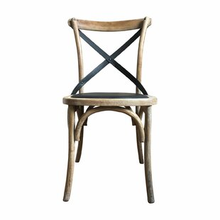 Diboll Solid Wood Dining Chair
