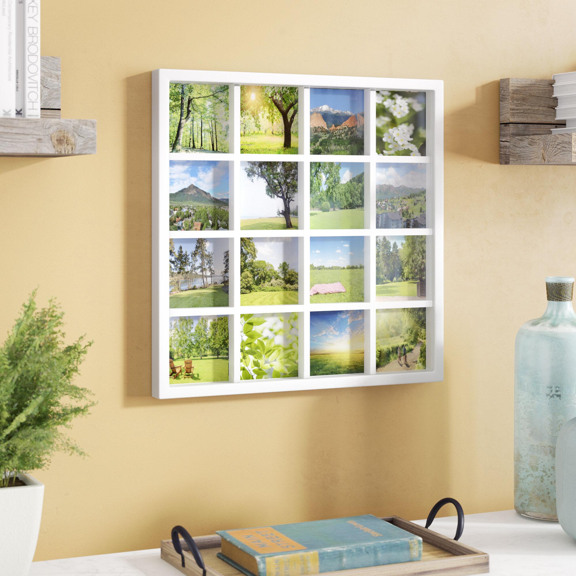 Birch Lane™ Gridart Photo Display Picture Frame & Reviews | Birch Lane