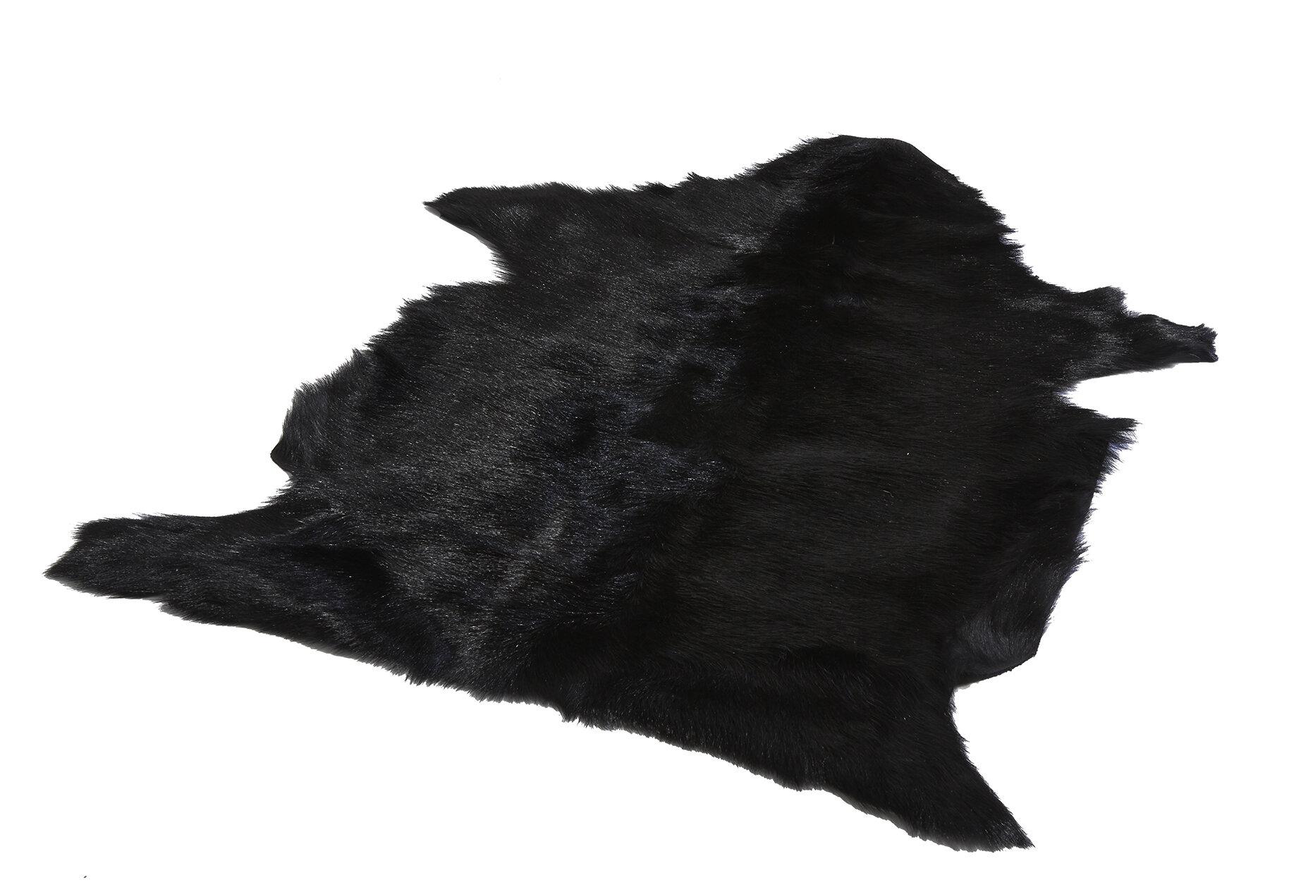 Decicco Black Rug