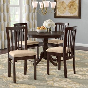 bonenfant 5 piece dining set - Round Kitchen Table And Chairs Set