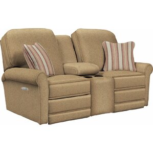 Addison Power Full Reclining Loveseat by La-..